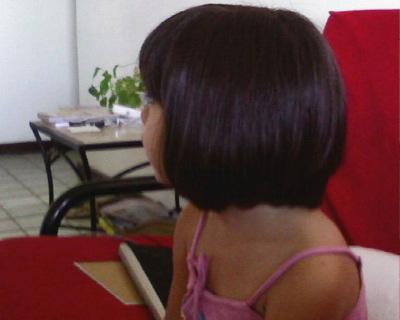 Ali - Brazil Haircut 5